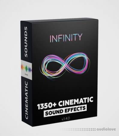 Video-Presets Infinity 1350 + Cinematic Sound Effect WAV v1.4.0