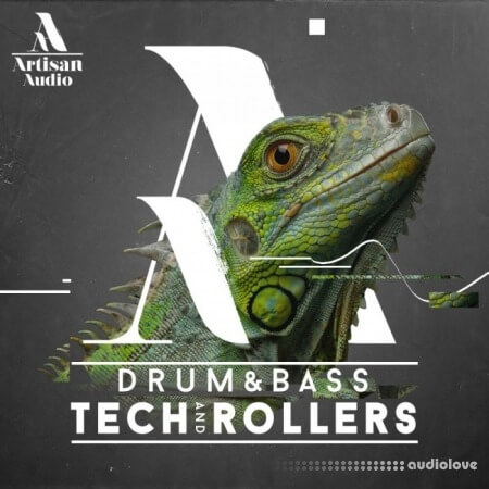 Artisan Audio Drum and Bass Tech and Rollers MULTiFORMAT