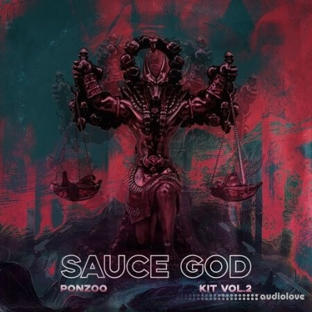 Ponzoo Sauce God Kit Vol.2 WAV