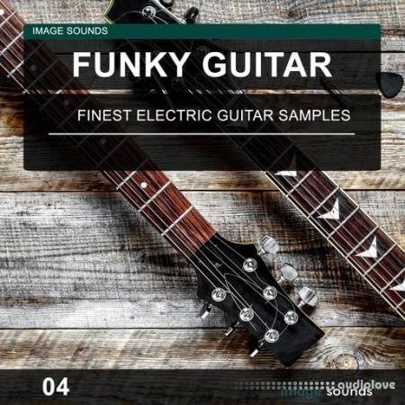 Image Sounds Funky Guitar 04 WAV