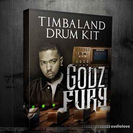 Godz Fury Timbaland Drum Kit WAV