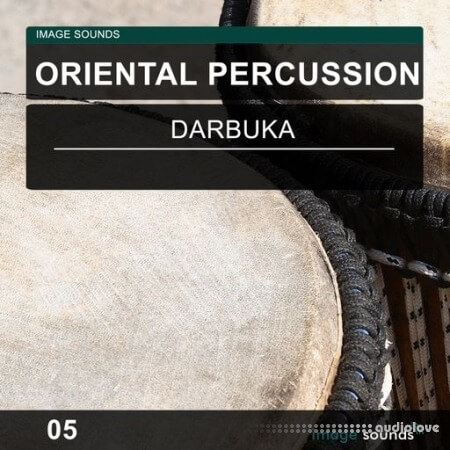 Image Sounds Oriental Percussion 05