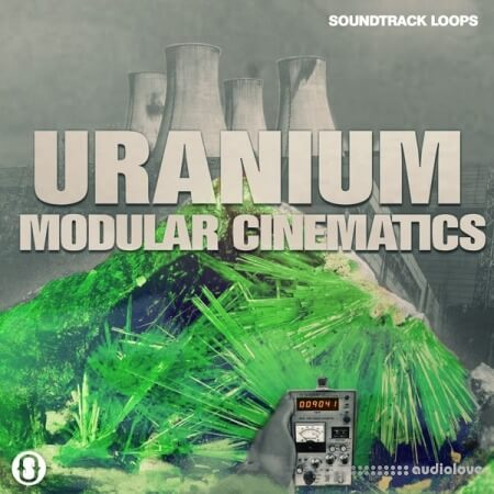 Soundtrack Loops Uranium Modular Cinematics 2 WAV