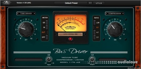 Nomad Factory Bus Driver v1.0.4 WiN MacOSX
