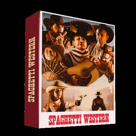 Fluffy Audio Spaghetti Western