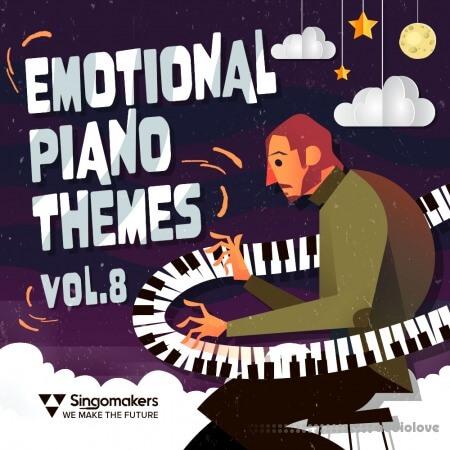 Singomakers Emotional Piano Themes Vol.8