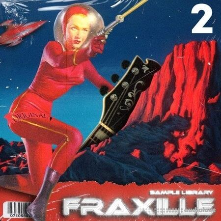 Fikon Records Fraxille Sample Library Vol.2