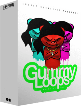 Empire SoundKits Gummy Loops Vol.2 WAV MiDi