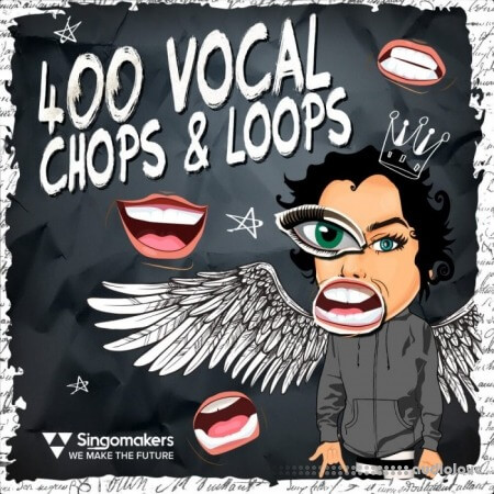 Singomakers 400 Vocal Chops and Loops MULTiFORMAT