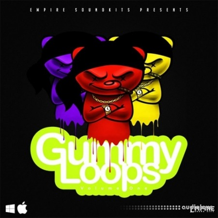 Empire SoundKits Gummy Loops Vol.1 WAV MiDi