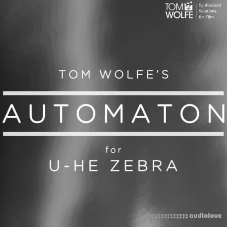 Tom Wolfe Automaton