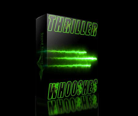 Sound Response Thriller Whooshes WAV
