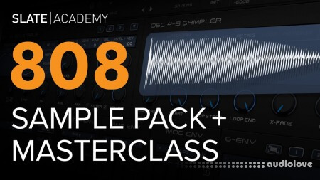 Slate Digital 808 Deep Dive Masterclass