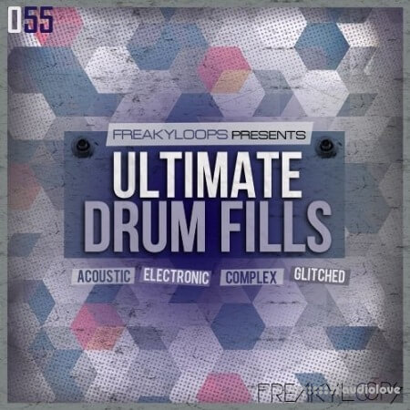 Freaky Loops Ultimate Drum Fills