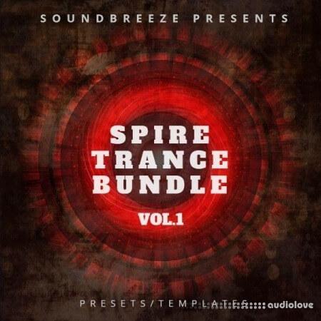 Soundbreeze Spire Trance Bundle Vol.1 Synth Presets DAW Templates