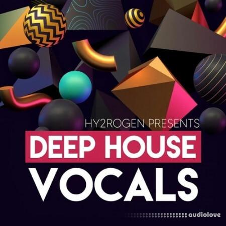HY2ROGEN Deep House Vocals WAV