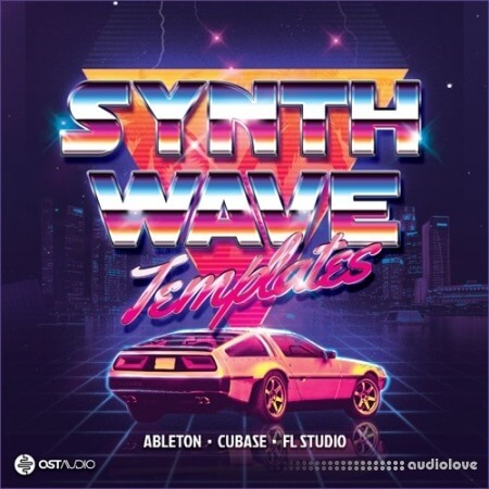 OST Audio Synthwave