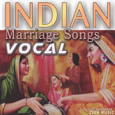 Zion Music Indian Marriage Songs Vocal WAV