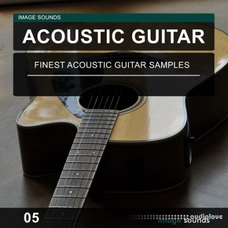 Image Sounds Acoustic Guitar 05