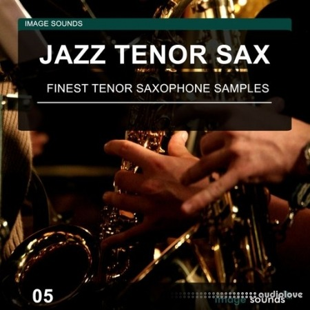 Image Sounds Jazz Tenor Sax 05 WAV