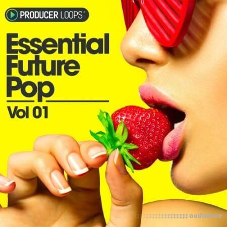 Producer Loops Essential Future Pop Vol.1