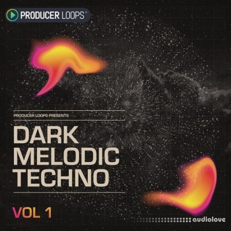 Producer Loops Dark Melodic Techno Vol.1