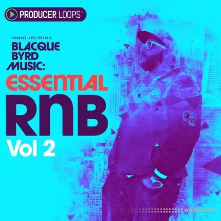 Producer Loops Blacque Byrd Music Essential RnB Vol.2