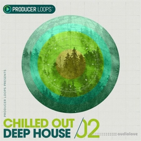 Producer Loops Chilled Out Deep House Vol.2 WAV MiDi