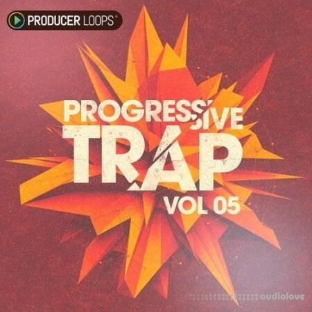 Producer Loops Progressive Trap Vol.5