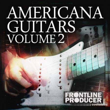 Frontline Producer Americana Guitar Licks And Riffs 2