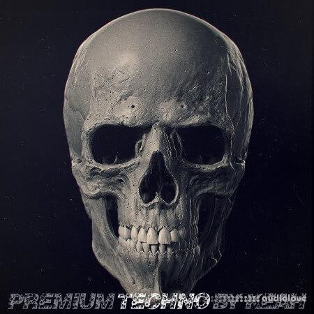 Skull Label Premium Techno by KEAH