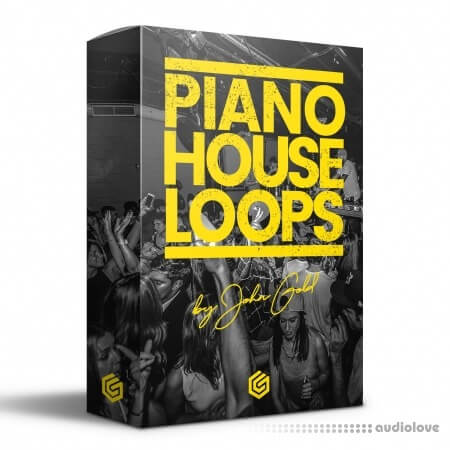 John Gold Piano House Loops
