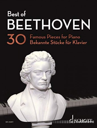 Best of Beethoven: 30 Famous Pieces for Piano (Best of Classics)