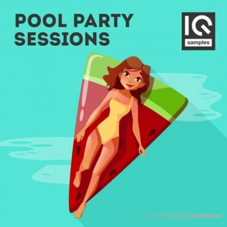 IQ Sample Pool Party Sessions MULTiFORMAT