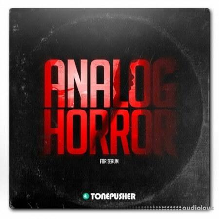 Tonepusher Analog Horror