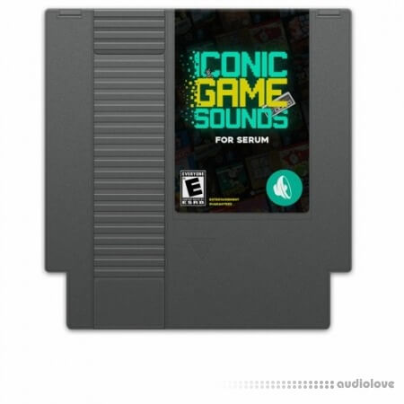 Tonepusher Iconic Game Sounds Volume 1