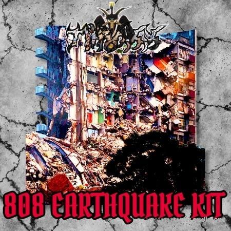 THRAXX 808 Eathquake Kit