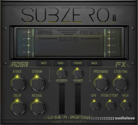 Luxury Sound Society Subzero ii