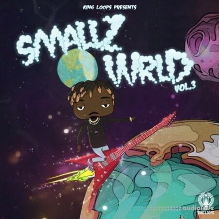 King Loops Smallz Wrld Volume 3