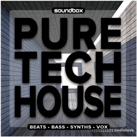 Soundbox Pure Tech House WAV REX