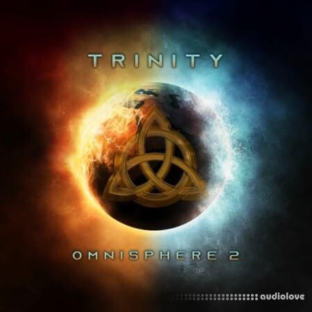 Triple Spiral Audio Trinity