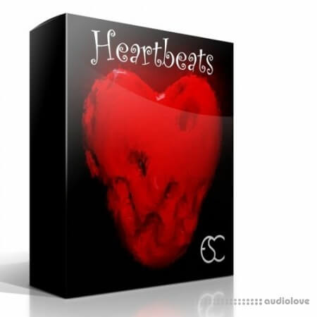 Triple Spiral Audio ESC Heart Beats