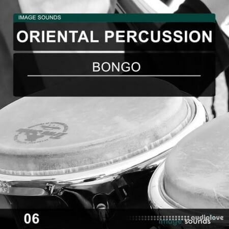 Image Sounds Oriental Percussion 06