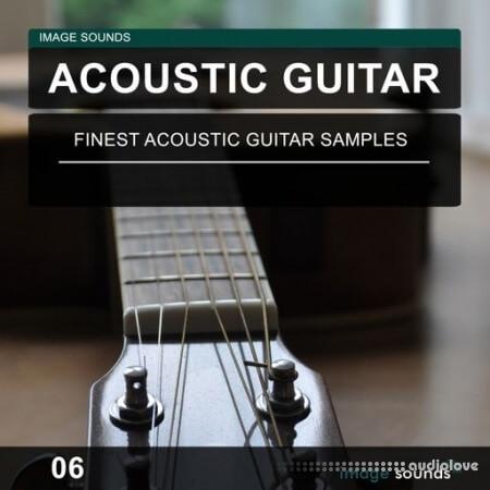 Image Sounds Acoustic Guitar 06