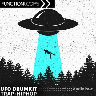 Function Loops UFO Drumkit Trap And Hip Hop