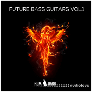 Rum n Bass Records Future Bass Guitars Vol.1