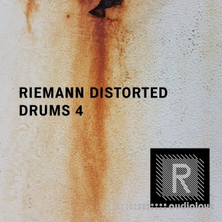 Riemann Kollektion Riemann Distorted Drums 4