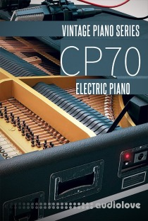 8Dio Studio Vintage Series CP70 Electric Grand Piano