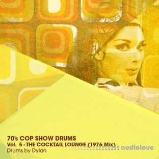 Dylan Wissing 70s COP SHOW DRUMS Vol.5 The Cocktail Lounge (1976 Mix)