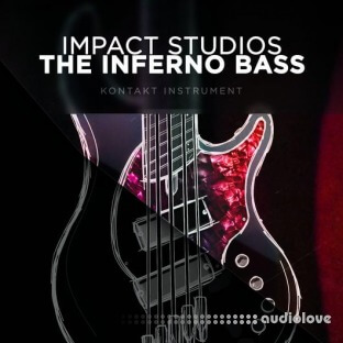 Impact Studios The inferno Bass DI and Pro